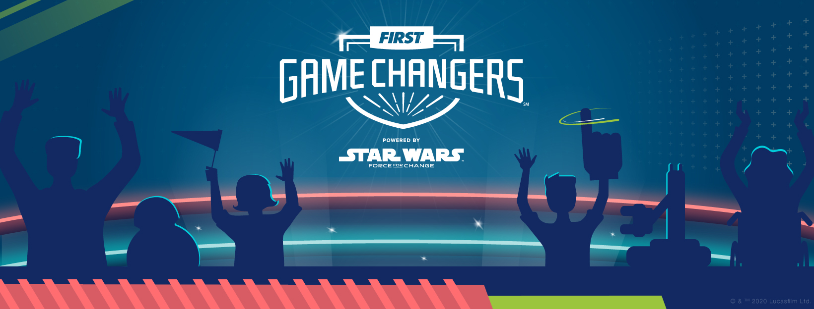 First Game Changers Powered by Star Wars Force for Change